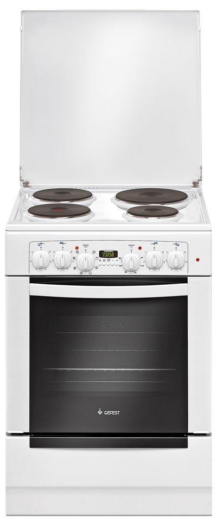 Плита электрическая GEFEST 6140-03, белый