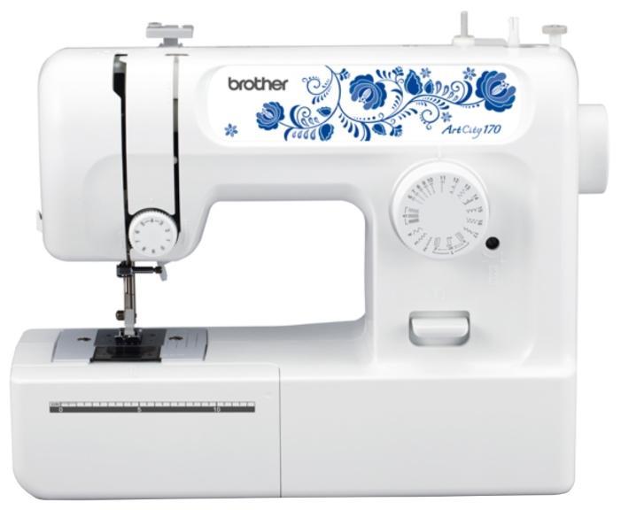 Швейная машина Brother ArtCity 170, белый