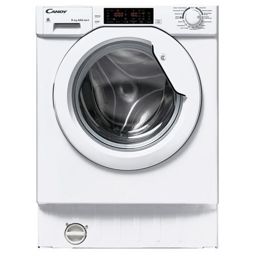 Встраиваемая стиральная машина Candy CBWD 8514TWH-07