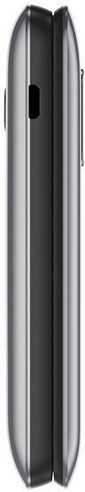 Мобильный телефон Alcatel 3025X, серебристый