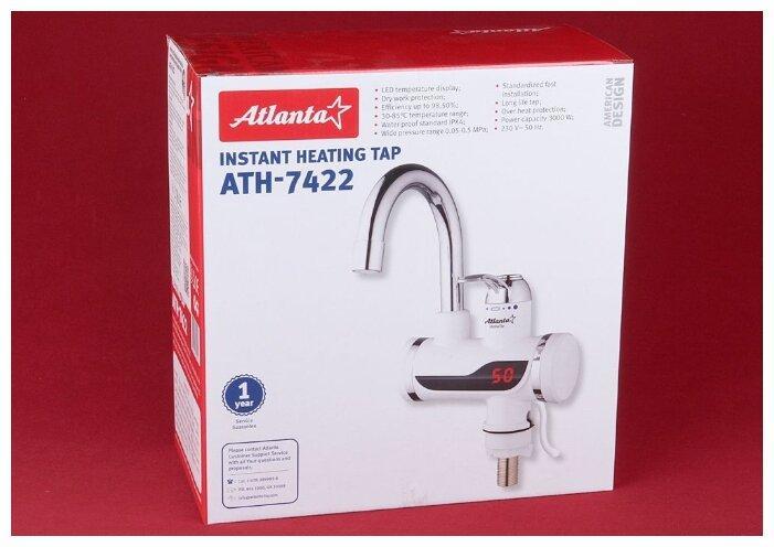 Водонагреватель Atlanta ATH-7422