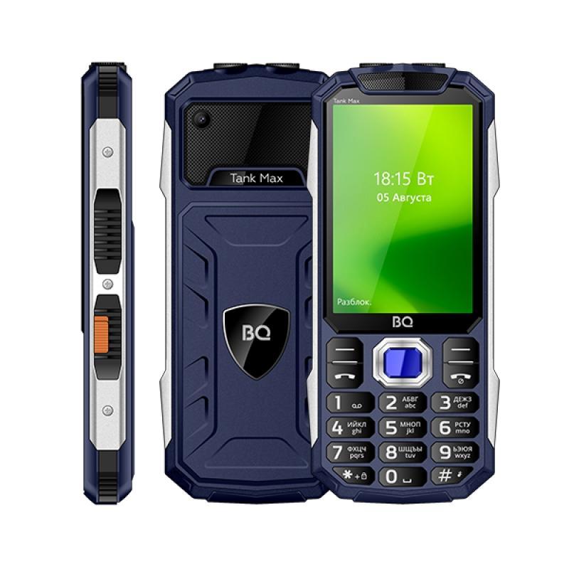 Мобильный телефон BQ 3586 Tank Max Blue