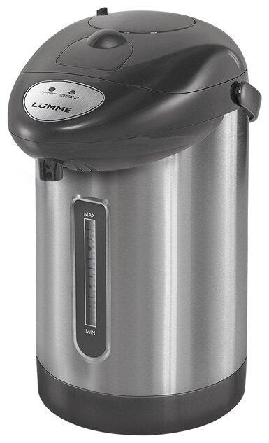 Термопот LUMME LU-3832, серый гранит