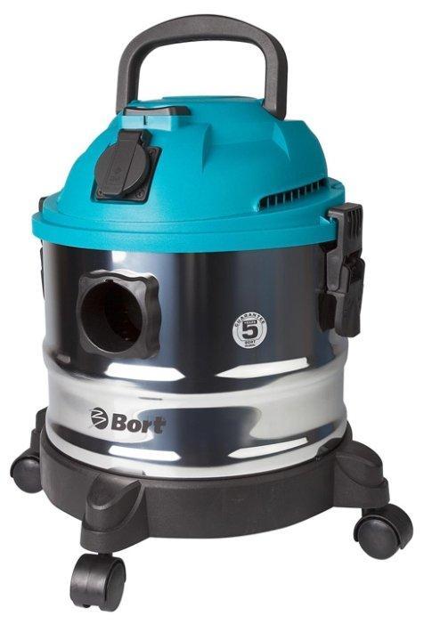 Профессиональный пылесос Bort BSS-1015 (98297041)