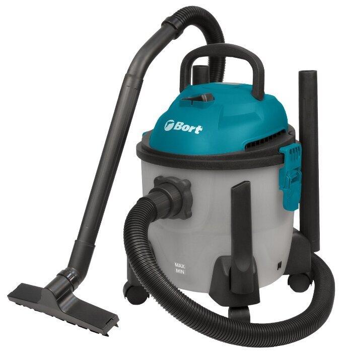 Профессиональный пылесос Bort BSS-1215-Aqua