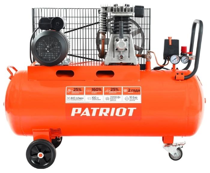 Компрессор масляный PATRIOT PTR 100-440I (525301965)