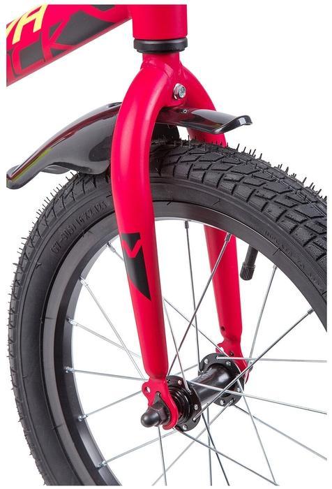 Детский велосипед Novatrack Tornado 16 (165ATORNADO.RD9), красный